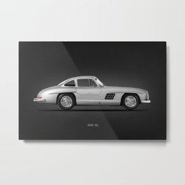 The 300 SL Metal Print