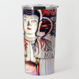 10,000 Buddhas - Harmony Travel Mug