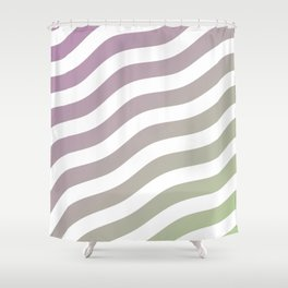 WAVE:01 Shower Curtain