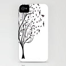 Tree Birds iPhone (4, 4s) Slim Case