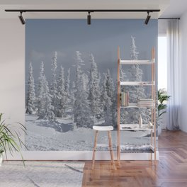 Winter season Wall Mural