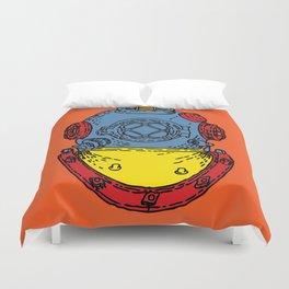 Aqualung Duvet Cover