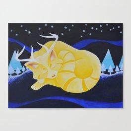 Winter Spirit II Canvas Print