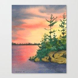 William #5 Canvas Print