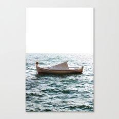 Solitudo Canvas Print