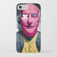 frank iPhone & iPod Cases featuring Frank by Alec Goss