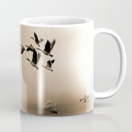 Lighthouse Bay Coffee Mug