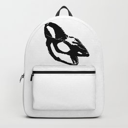 Karma Skull Backpack