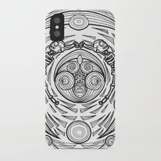 Pancuecuetlacayan level from the mexican underworld iPhone X Slim Case