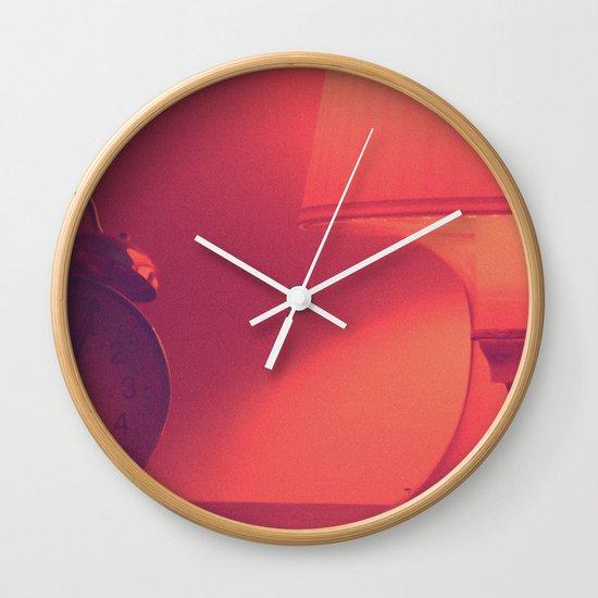 xuxu time Wall Clock