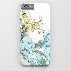 mon petit dejèune Slim Case iPhone 6s