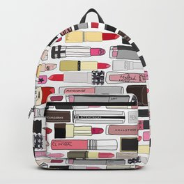 Lipstick War Backpack