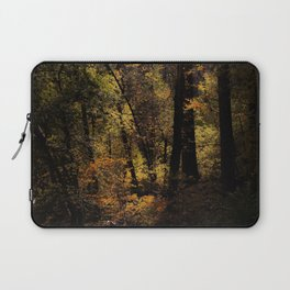 Autumn tree in the forest at Yosemite national park California USA Laptop Sleeve