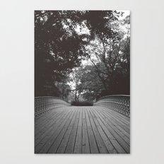 B R I D G E {I} Canvas Print