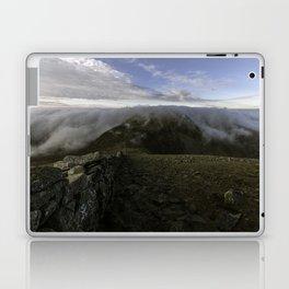 Slieve Donard mountain view Laptop & iPad Skin
