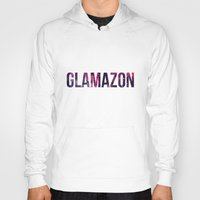 rupaul Hoodies featuring GLAMAZON by GLAMAZON