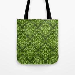 Halloween damask colors #3 Tote Bag