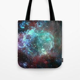 Star field in space Tote Bag