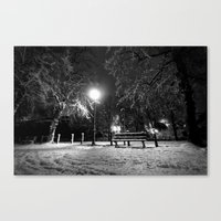 narnia Canvas Prints featuring Narnia? by Mark Nelson