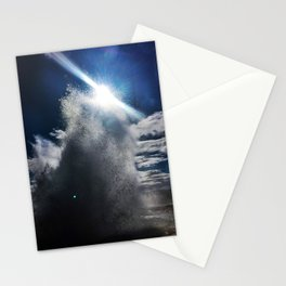 Strokkur Geyser in Geysir, Iceland Stationery Cards