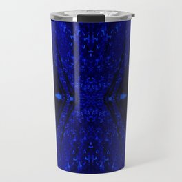 Blue Hour Glass Travel Mug