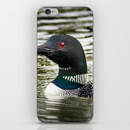 Pretty Loon iPhone Skin
