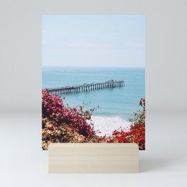 Casa Romantica San Clemente Mini Art Print
