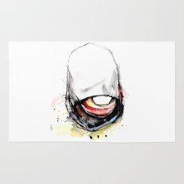 Coffee Face 04 Rug