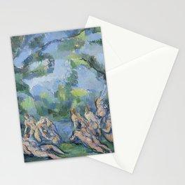 Paul Cézanne, Bathers at Rest Stationery Cards
