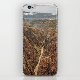 Royal Gorge Landscape iPhone Skin
