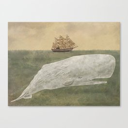 Far From Nantucket  Canvas Print