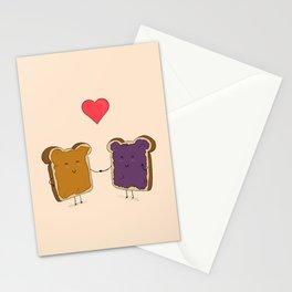 PB & J Stationery Cards