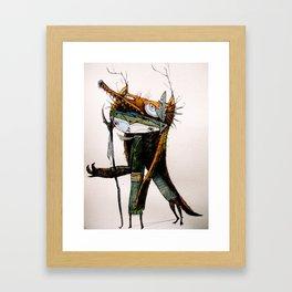 lupin Framed Art Print