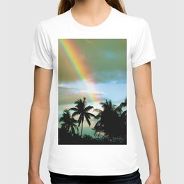 Colors Over Maui T-shirt