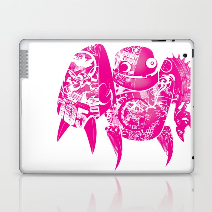 minima - slowbot 005 Laptop & iPad Skin