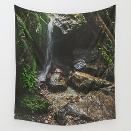Deep into the Rainforest Wall Tapestry