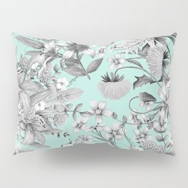 FLORAL GARDEN 6 Pillow Sham