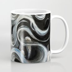 White Spirits :: Pop Surrealism Painting Mug