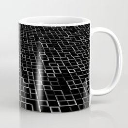 Three dimenssional background Coffee Mug