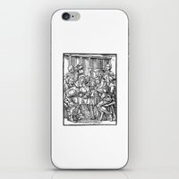 ale giorgini iPhone & iPod Skins featuring Ale + Quail by trompkins
