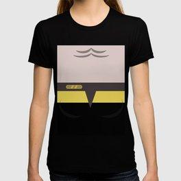 B'Elanna Torres - Minimalist Star Trek: Voyager VOY - startrek - Trektangles - Trektangle - klingon T-shirt