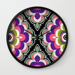 Bolly Groove Wall Clock