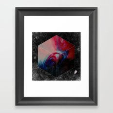 Scarlet Framed Art Print