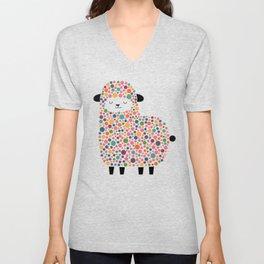 Bubble Sheep Unisex V-Neck