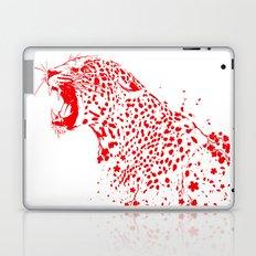 Sakura Leopard Laptop & iPad Skin