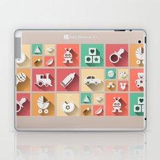 Baby Windows 8.1 Laptop & iPad Skin