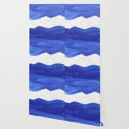 Bright blue series 5 Wallpaper