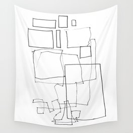 Line01 Wall Tapestry