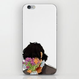 Son of Hades - Wilting iPhone Skin