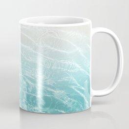 Soft Blue Gray Ocean Dream #1 #water #decor #art #society6 Coffee Mug